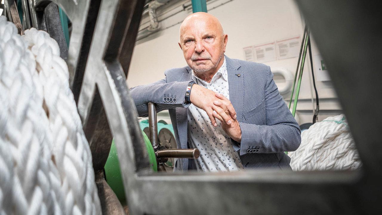Podnikatel Rudolf Bochenek