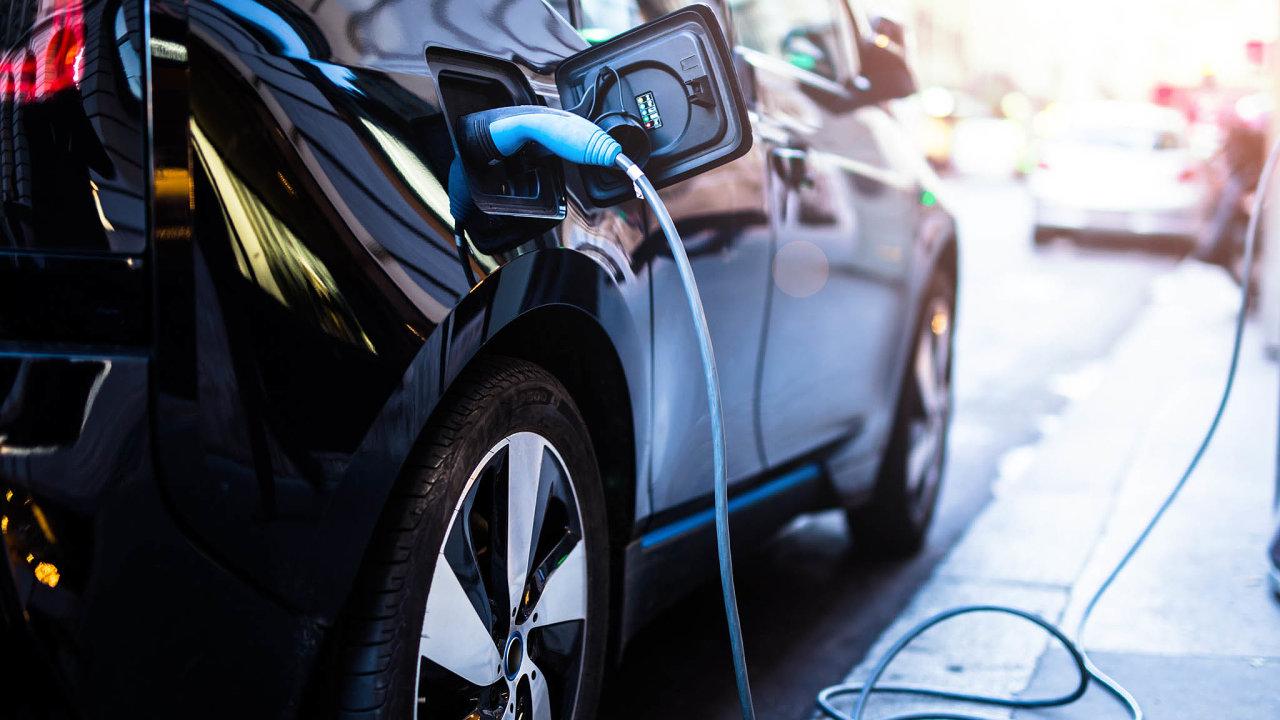 Elektromobilita - Ilustrační foto.