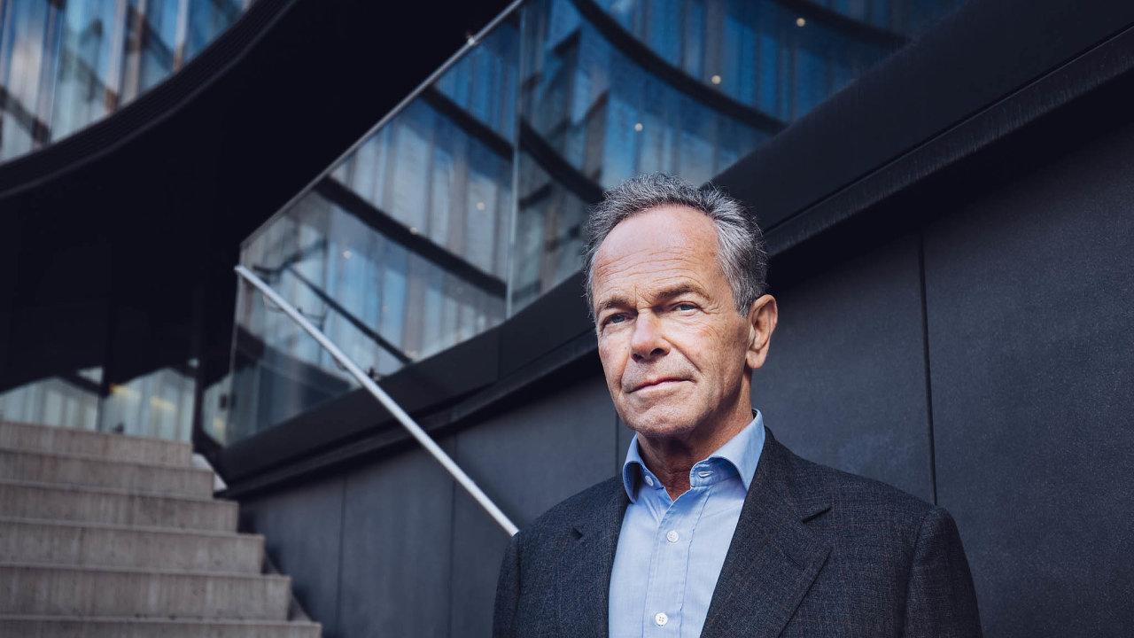 Rekordman odchází. Dvaadvaceti lety ve vedení Erste Bank vytvořil Andreas Treichl mezi kolegy na šéfovském postu velké evropské banky rekord. Od příštího roku se bude věnovat finančnímu vzdělávání.