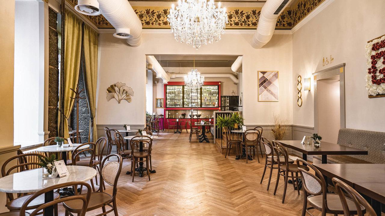 Kavárna Café Graff