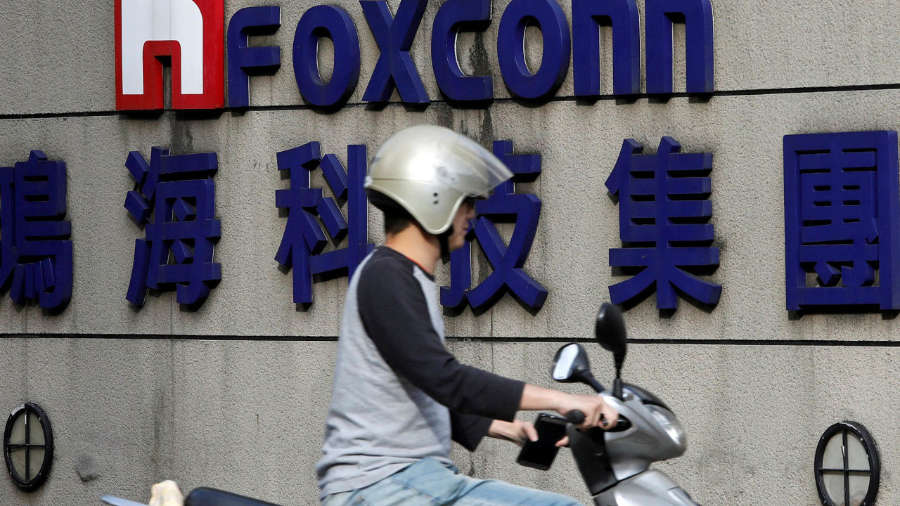Foxconn v Taipeji