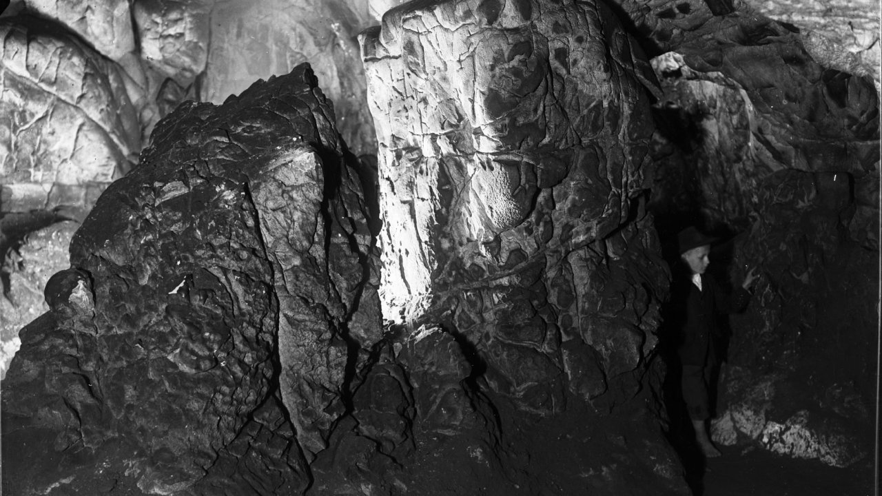 jeskyně Moravský kras Olomouc