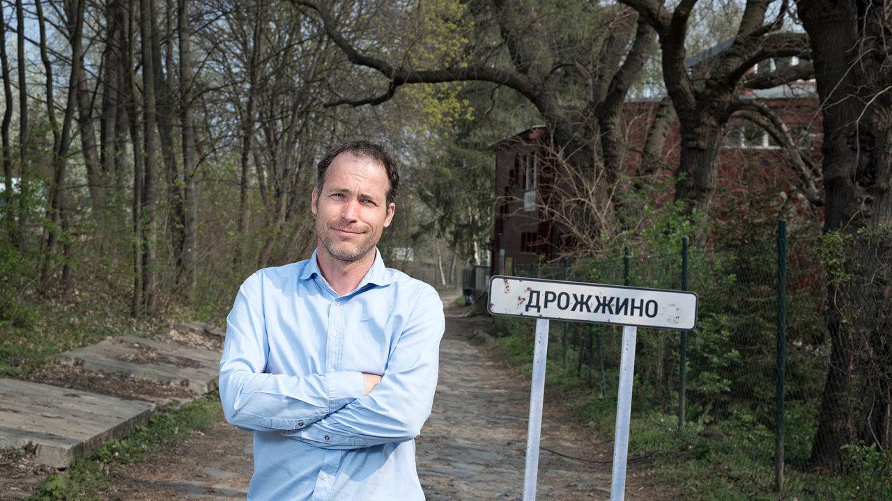 Šéf a spolumajitel Bohemia Interactive Marek Španěl.