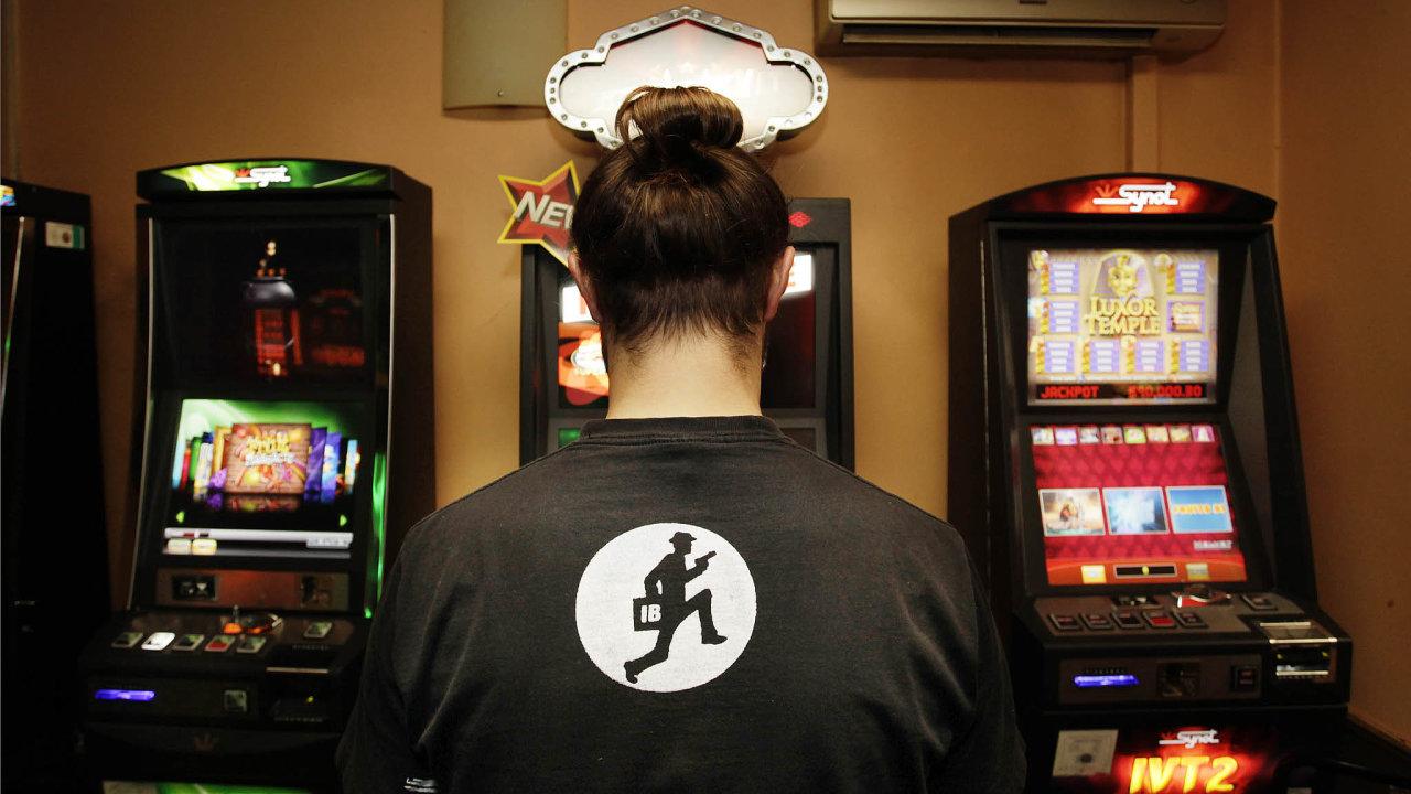 Herní automaty jsou podle všech průzkumů nejvíce návykové.