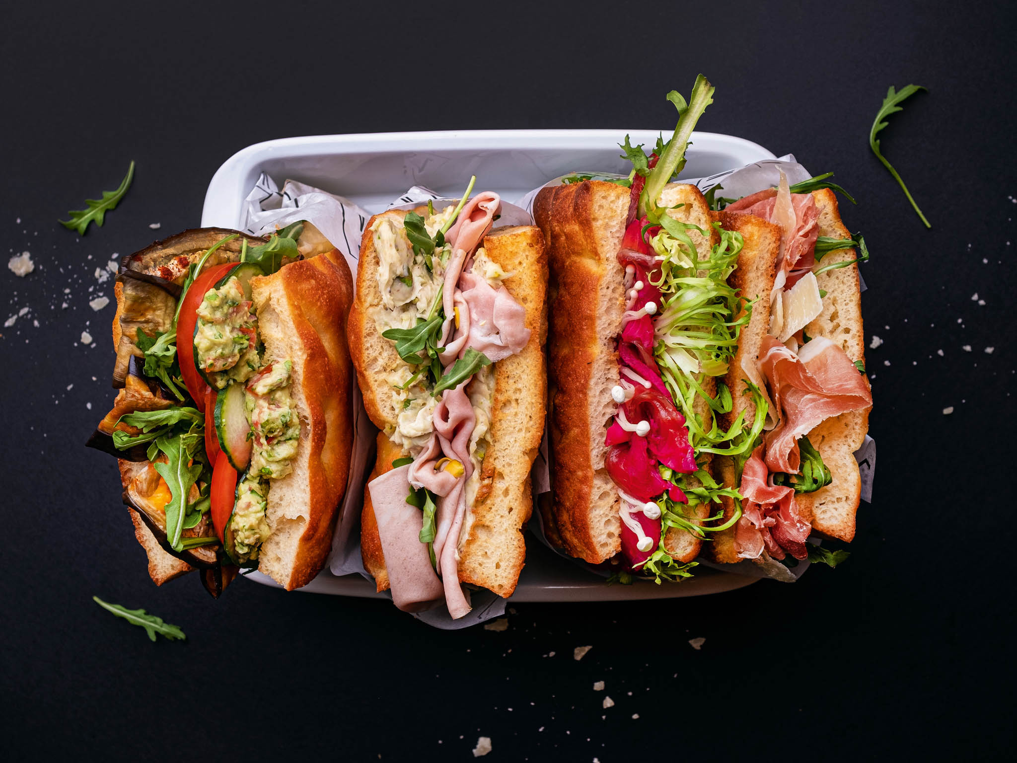Nově otevřené ZONA Bistro spojuje ten nejlepší street food zItálie, Mexika či Francie.