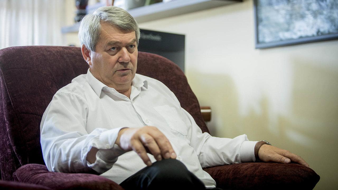 Předseda KSČM Vojtěch Filip je naštvaný napředsedu Senátu Miloše Vystrčila zODS, jehož cesta naTchaj-wan může podle něj kromě českých firem ohrozit ichuť západních firem investovat vČesku.