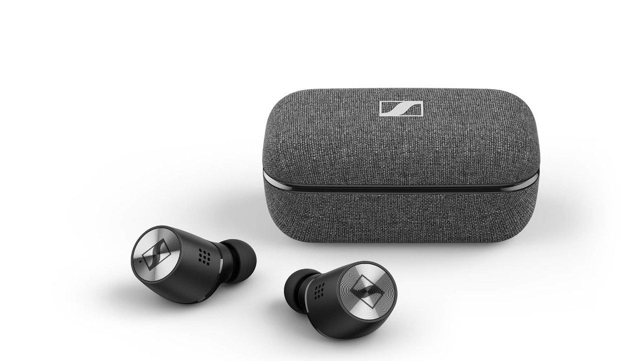 Povedená druhá generace. Sluchátka Sennheiser Momentum2 napravila zvukové nedostatky předchozího modelu, zejména zkrotila basy.