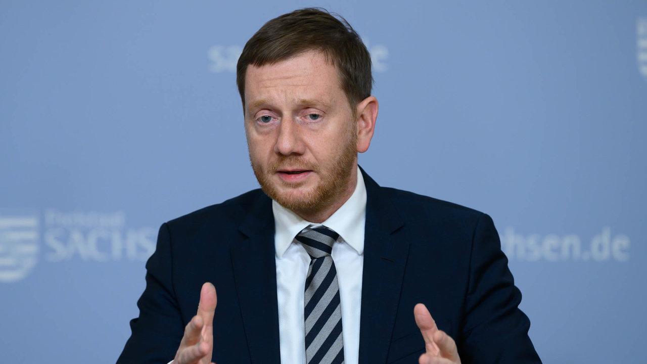 Saský premiér Michael Kretschmer opakovaně zmínil, že pro zdravotnictví spolkové země jsou důležití čeští lékaři a další personál.