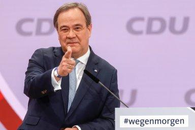 Křesťanskodemokratická unie má nového předsedu. Dlouholetého člena CDU a bývalého novináře Armina Lascheta