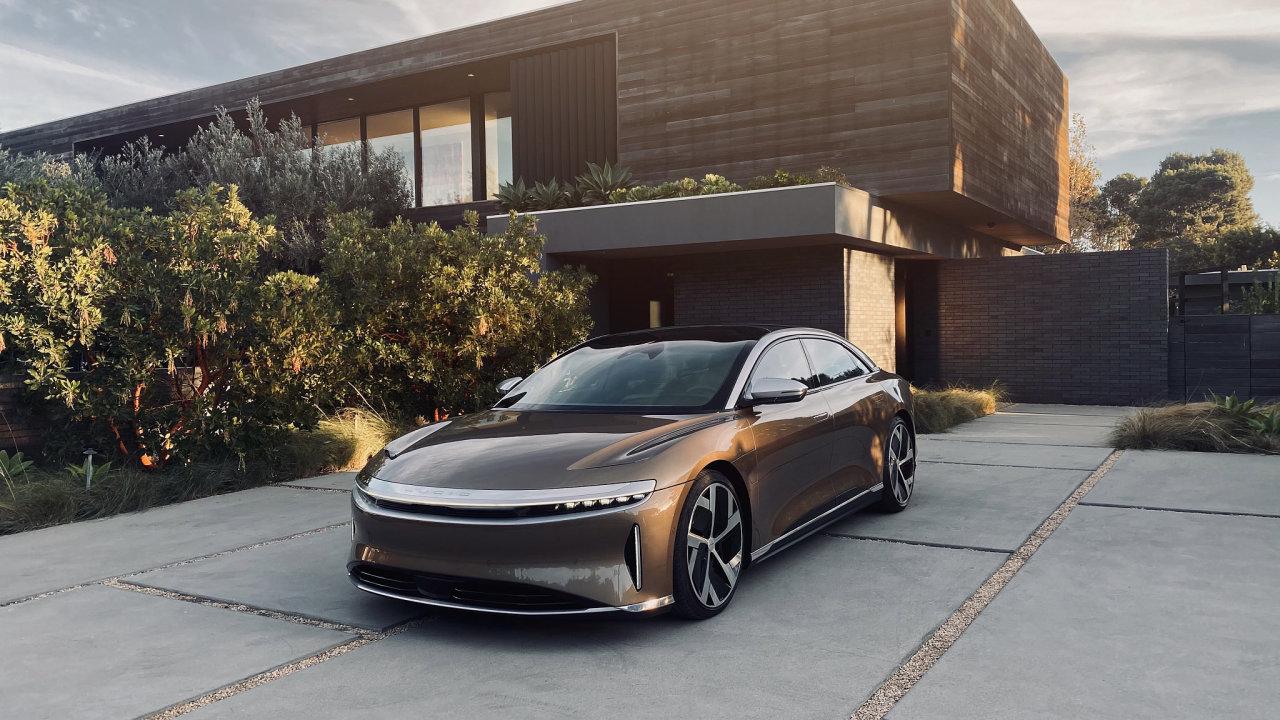 auta, auto, Lucid Motors
