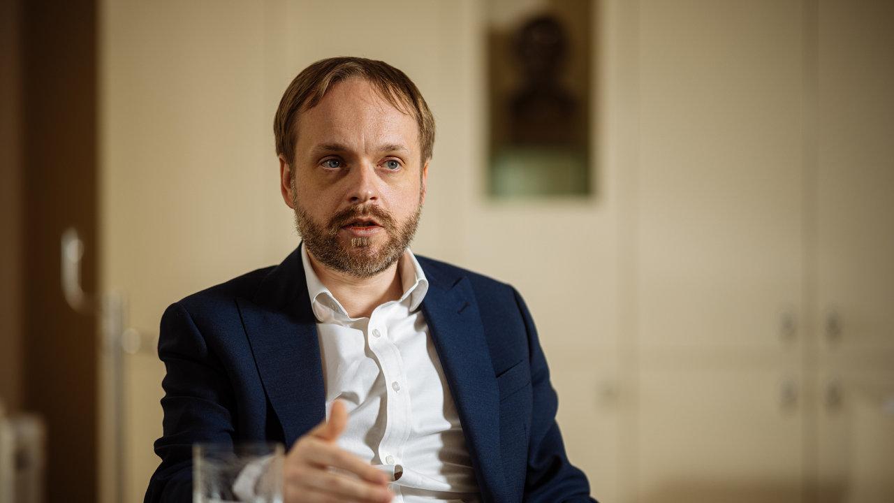 Jakub Kulhánek, ministr zahraničí ČR