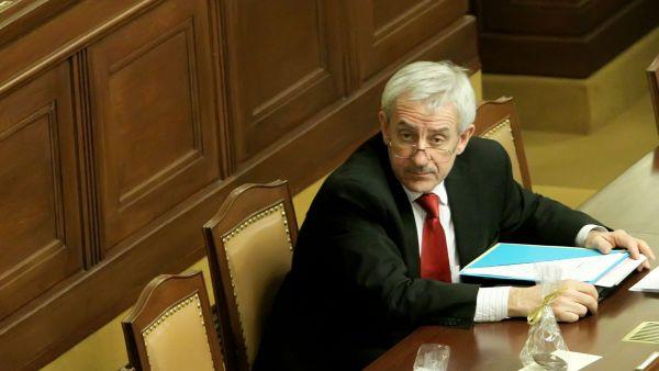 Ministr zdravotnictví Leoš Heger (Top09).