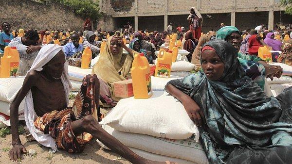 Nejh��e posti�en�m kontinentem je v p��pad� AIDS Afrika