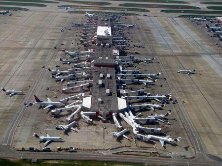 Mezinárodní letiště Hartsfield Jackson Atlanta, USA