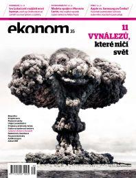 Týdeník Ekonom - č. 35/2012