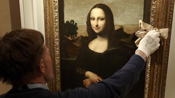 V �enev� bude p�edstavena ran� Mona Lisa