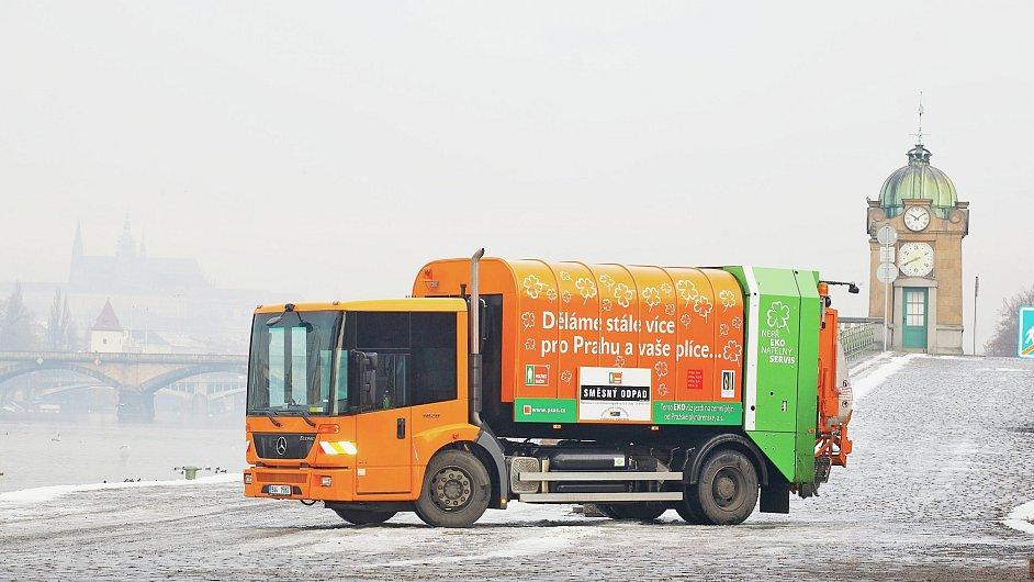 Praha vypíše novou zakázku na svaz odpadu (ilustrační foto).