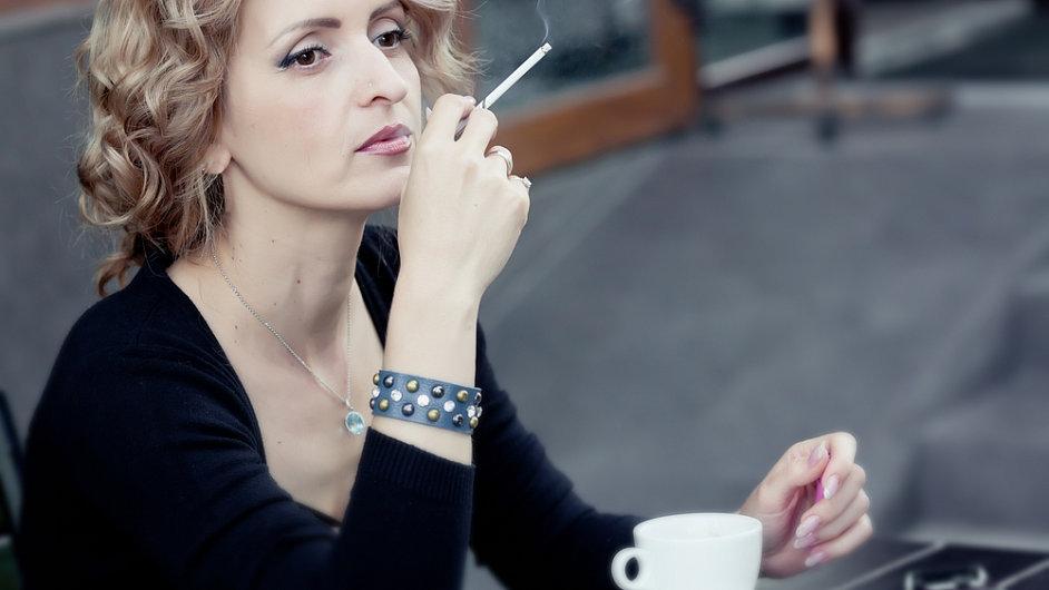 Kouření - Ilustrační foto