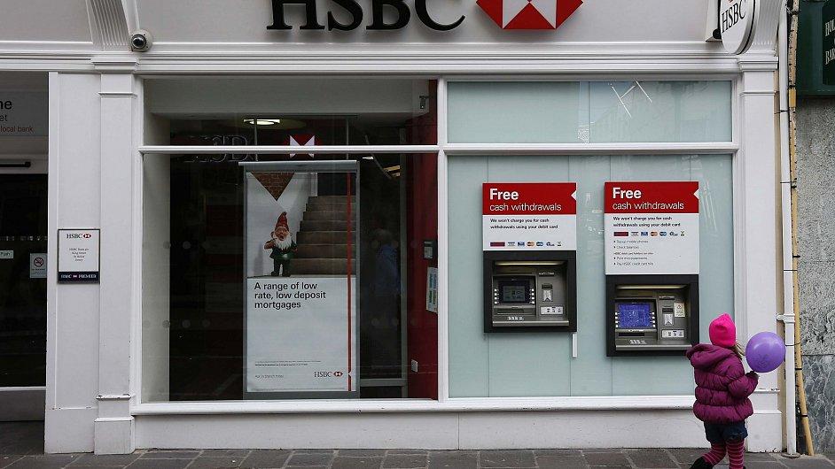 HSBC - ilustrační foto
