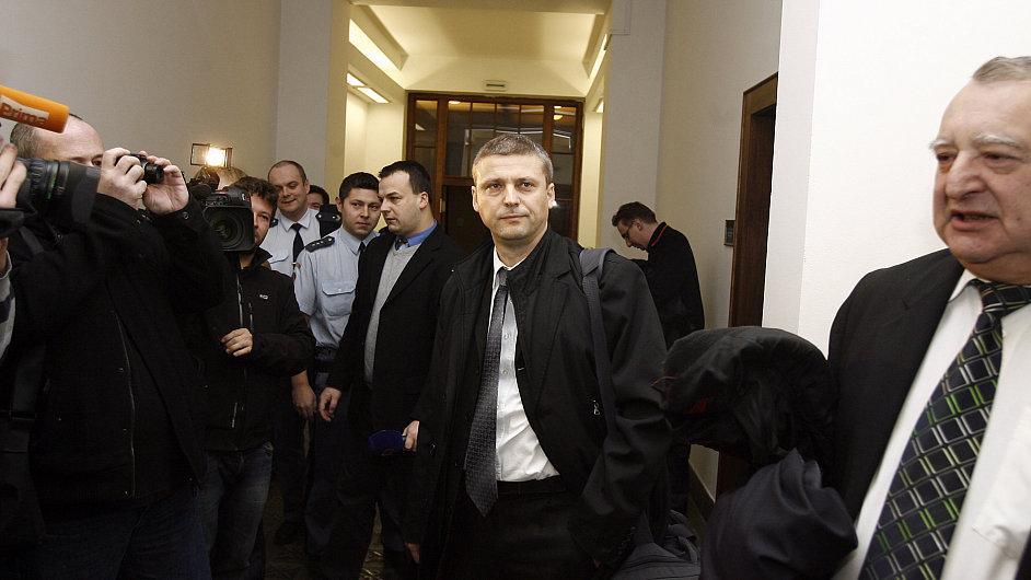 Roman Pekárek, poslanec ODS odsouzený za korupci