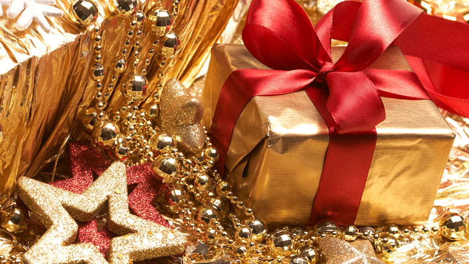 Vánoční dárky - Ilustrační foto