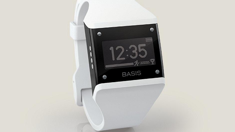 Chytré fitness hodinky Basis