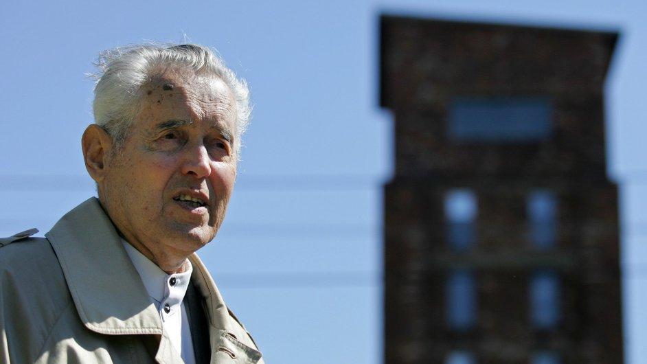 Odbojář František Šedivý, který strávil 12 let ve vězení.