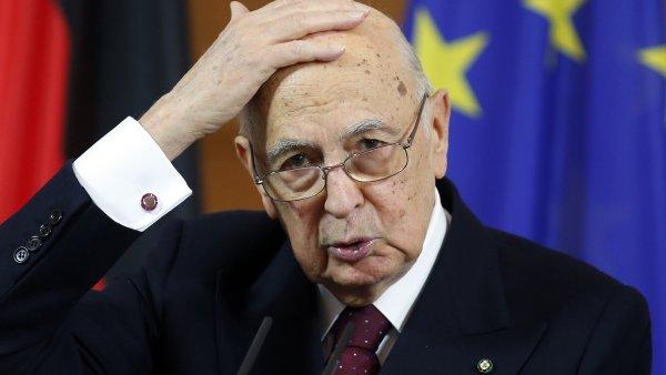 Giorgio Napolitano byl jedním z nejhorších novodobých prezidentů.