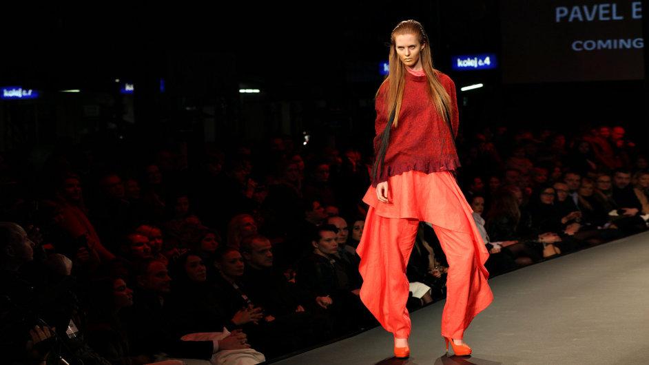 Shooting Fashion Stars: Model Pavla Berkyho
