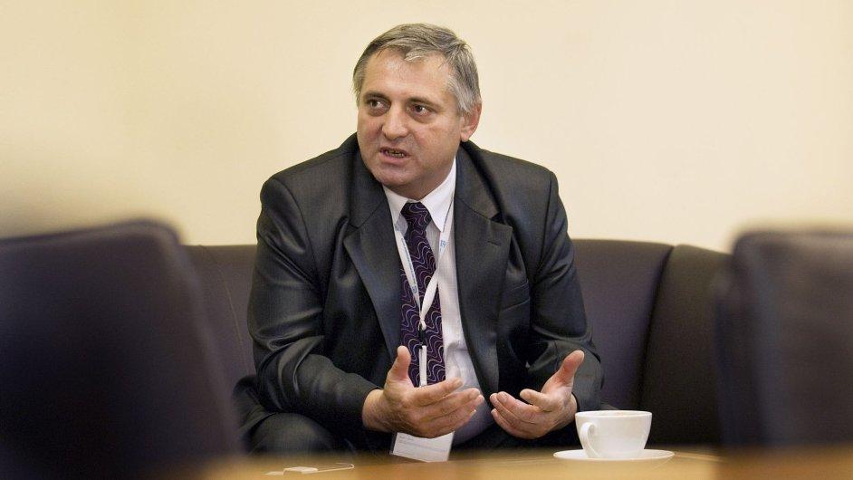 Petr Rafaj, šéf Úřadu pro ochranu hospodářské soutěže