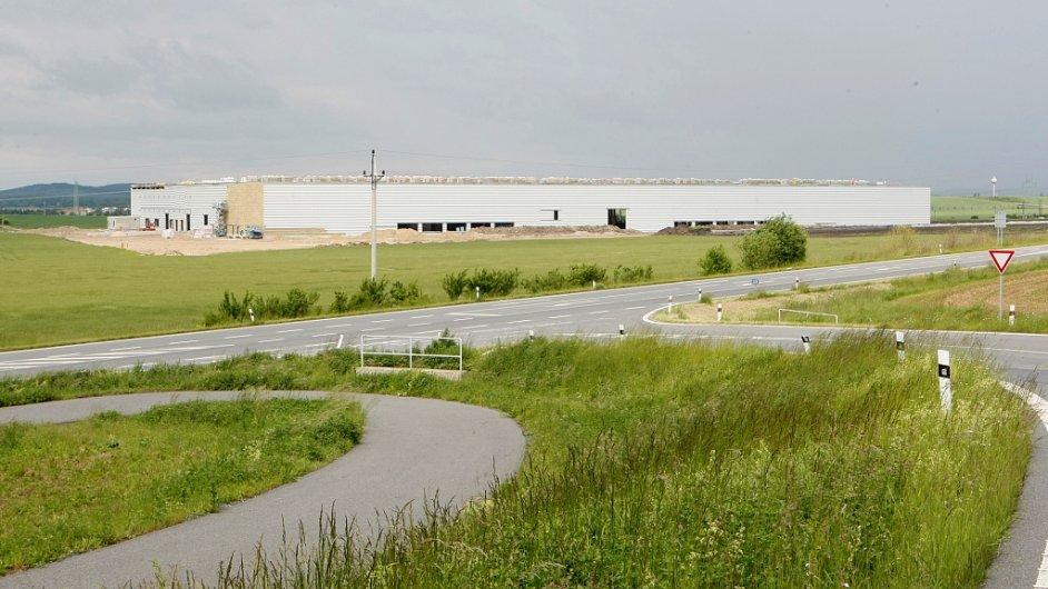 Goodman staví v Kolíně halu pro výrobu a distribuci firmy Ingersoll Rand