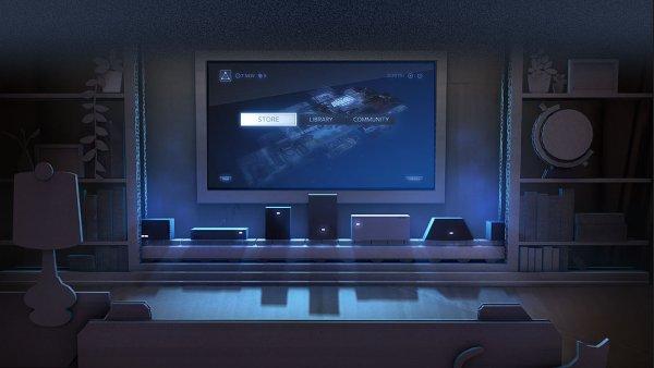 Steam nabízí i vlastní hardware a operační systém