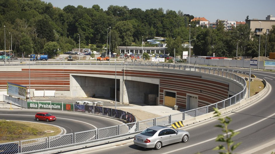 Napojení Blanky na Strahovský tunel přijde město na více jak miliardu korun.