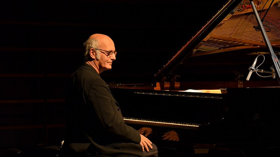 Italský skladatel Ludovico Einaudi