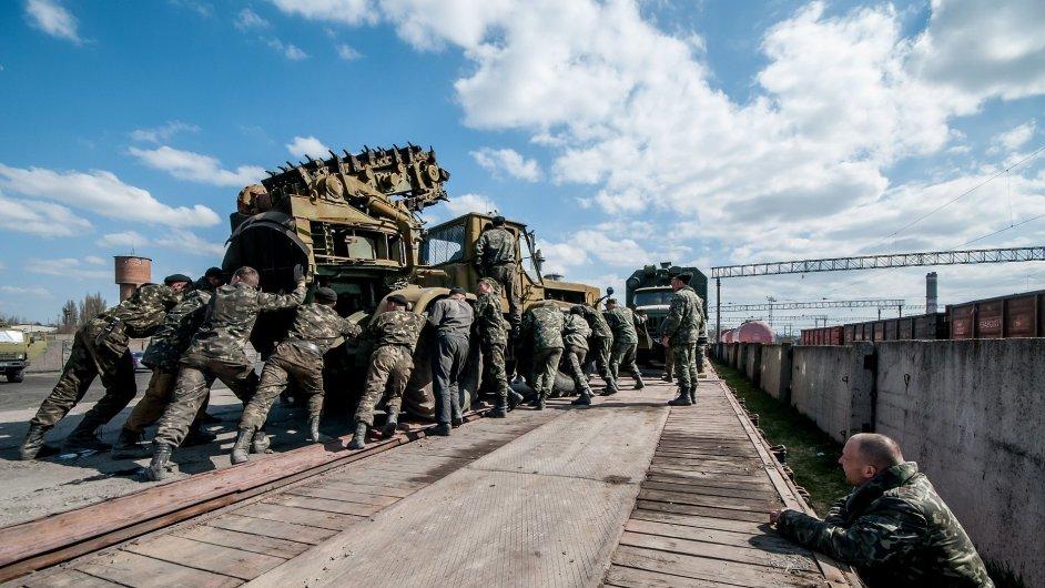 Ruští vojáci - ilustrační foto