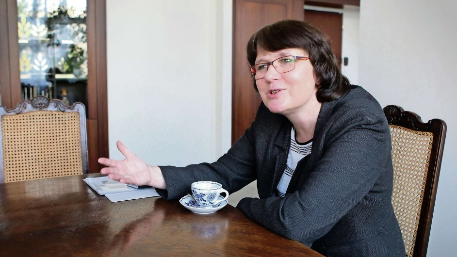 Rektorka VŠE Hana Machková chce podpořit studenty s podnikatelskými ambicemi