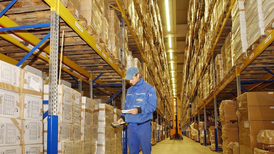 Nový sklad je určený hlavně pro lokální zákazníky z retailu.