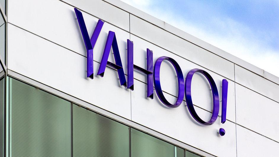 Internetová společnost Yahoo! (ilustrační fotografie)