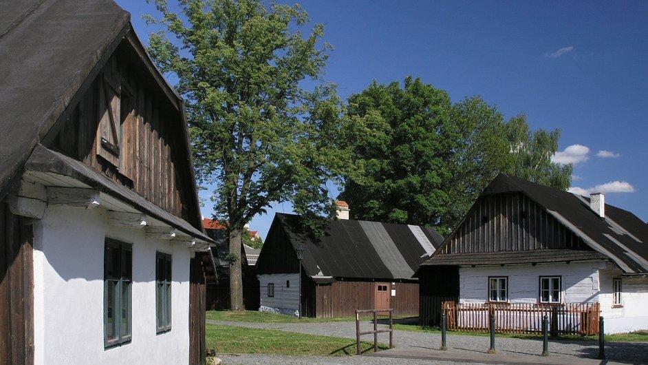 Betlém jako součást města Hlinsko.