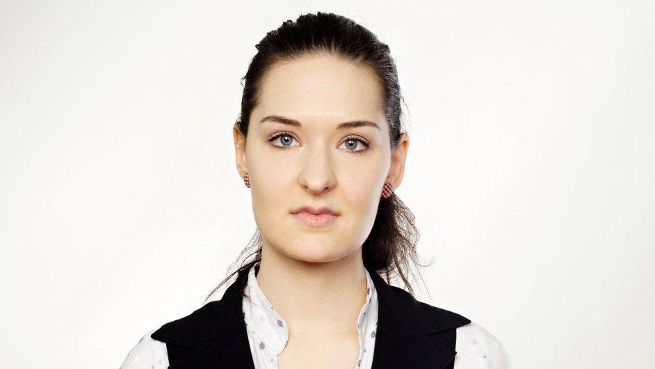 Blanka Mikulášková, Social Media Director v agentuře SYMBIO Digital