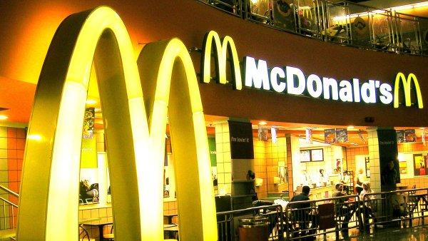 Daňové dohody, které má McDonald's s Lucemburskem, mohou být proti pravidlům Evropské unie - Ilustrační foto.