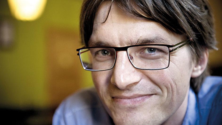 Tomáš Němeček.
