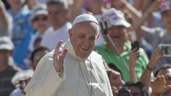Papež František spustí oficiální účet na Istagramu.