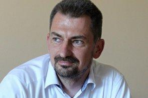 Petr Novotný, prokurista a provozní ředitel společnosti K + B Expert