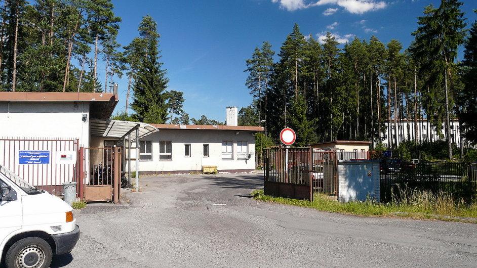 Uprchlický tábor Bělá-Jezová