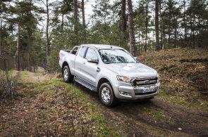 Ford vsadil na čtyřkolky, začal chrlit nové modely