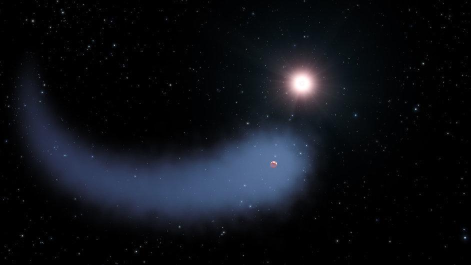 Objevená planetka ponese jméno po Medě Mládkové - Ilustrační foto.