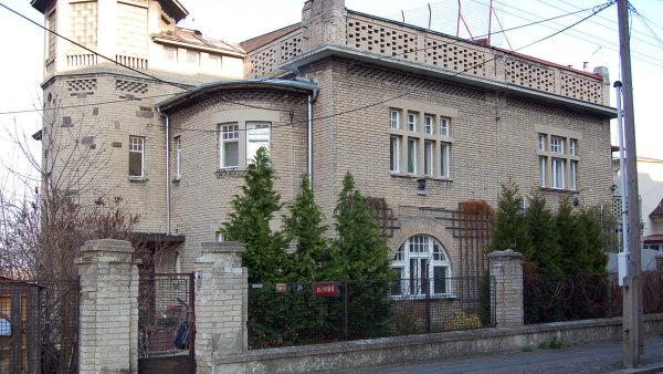 Budova rekonstruovan�ho Divo Institute na sn�mku z 30. prosince.