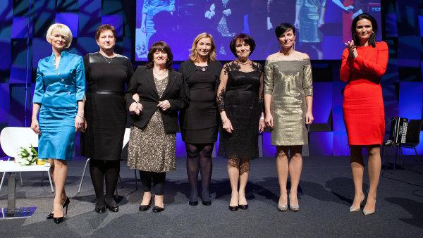 Top 25 žen českého byznysu