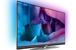 Televize od Philipsu s tlačítkem Netflix